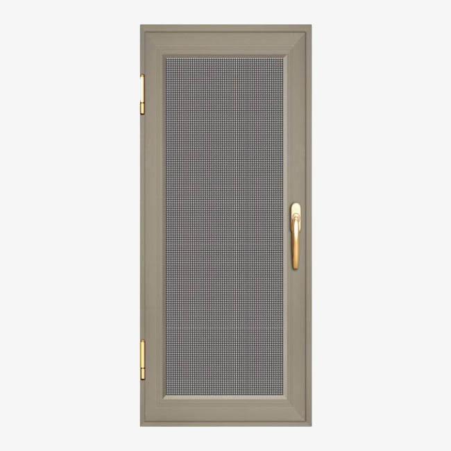 金钢网纱门